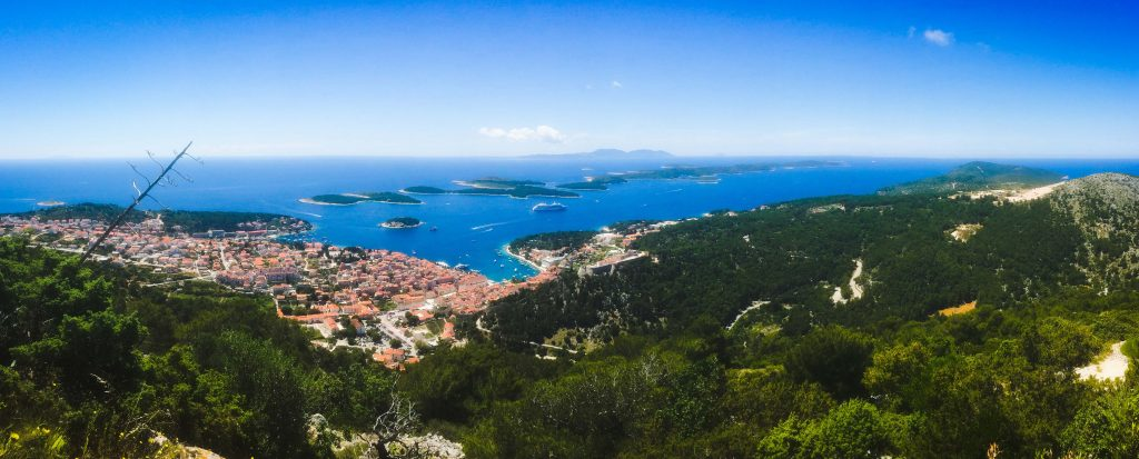 Hvar Info - Hvar News - Panorama HVAR TOWN 2017